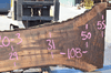 Oregon Black Walnut Slab 070820-03