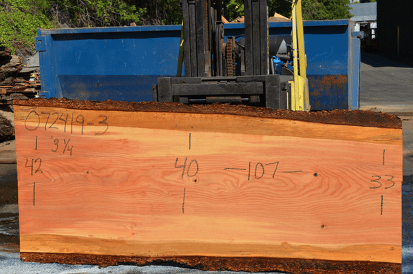072419-03 Oregon Fir Slab