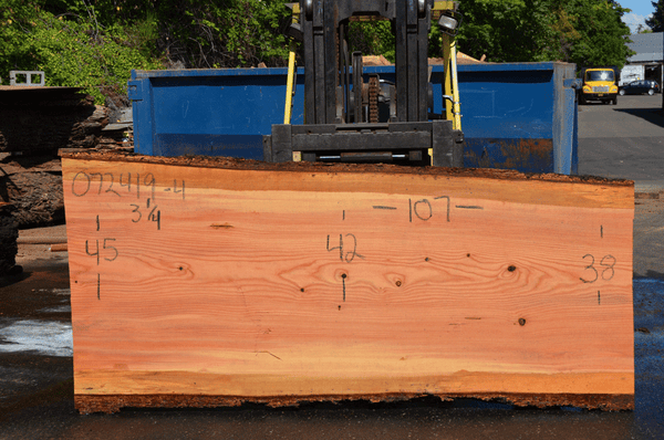 072419-04 Oregon Fir Slab