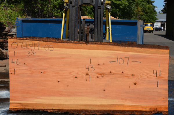 072419-05 Oregon Fir Slab