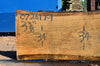 Oregon White Oak Slab 072617-01