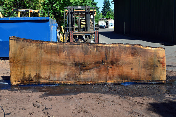 Oregon White Oak Slab 072617-03