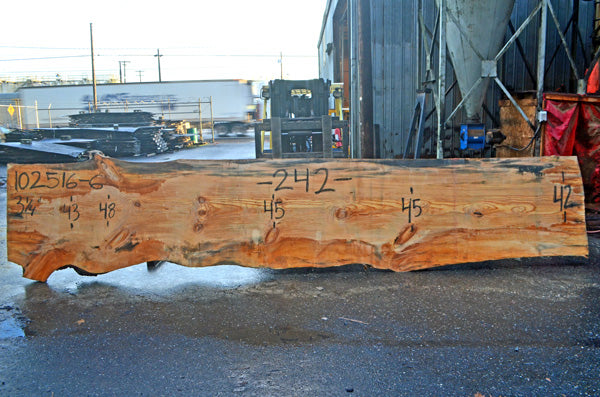 Oregon Fir Slab 102516-06