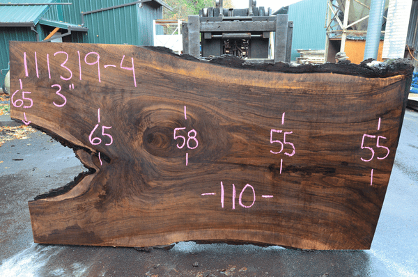 111319-04 Oregon Black Walnut