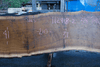 112918-02 Oregon Black Walnut Slab
