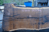 112918-11 Oregon Black Walnut Slab