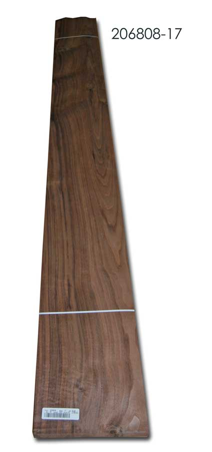 Oregon Black Walnut Veneer 206808-17