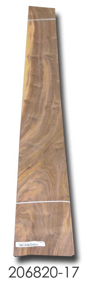 Oregon Black Walnut Veneer 206820-17