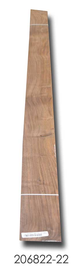Oregon Black Walnut Veneer 206822-22