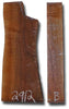 Oregon Black Walnut Shotgun Gunstock Blank 2912