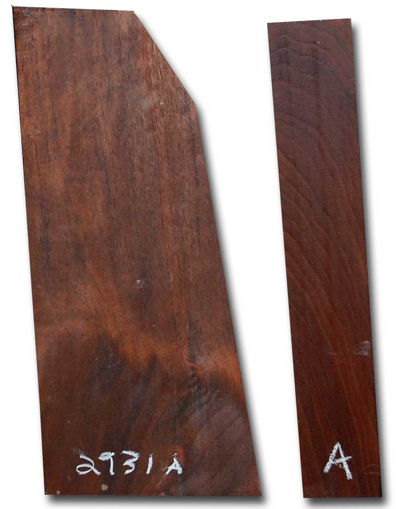 Oregon Black Walnut Shotgun Gunstock Blank 2931