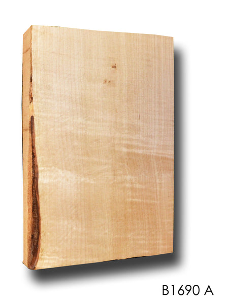 Big Leaf Maple Board B1690