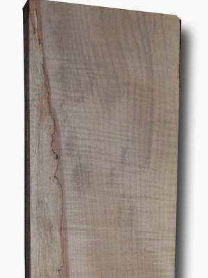 Big Leaf Maple Board B2012
