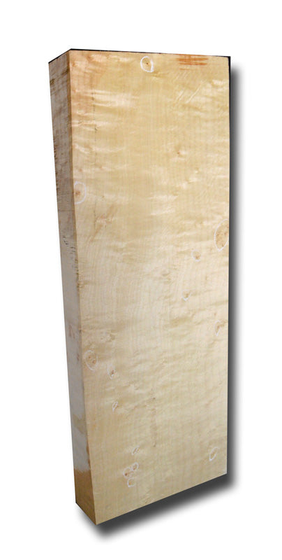 Big Leaf Maple Board B2214