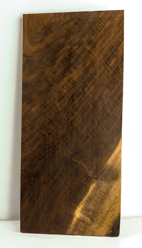 Oregon Black Walnut Board B3644