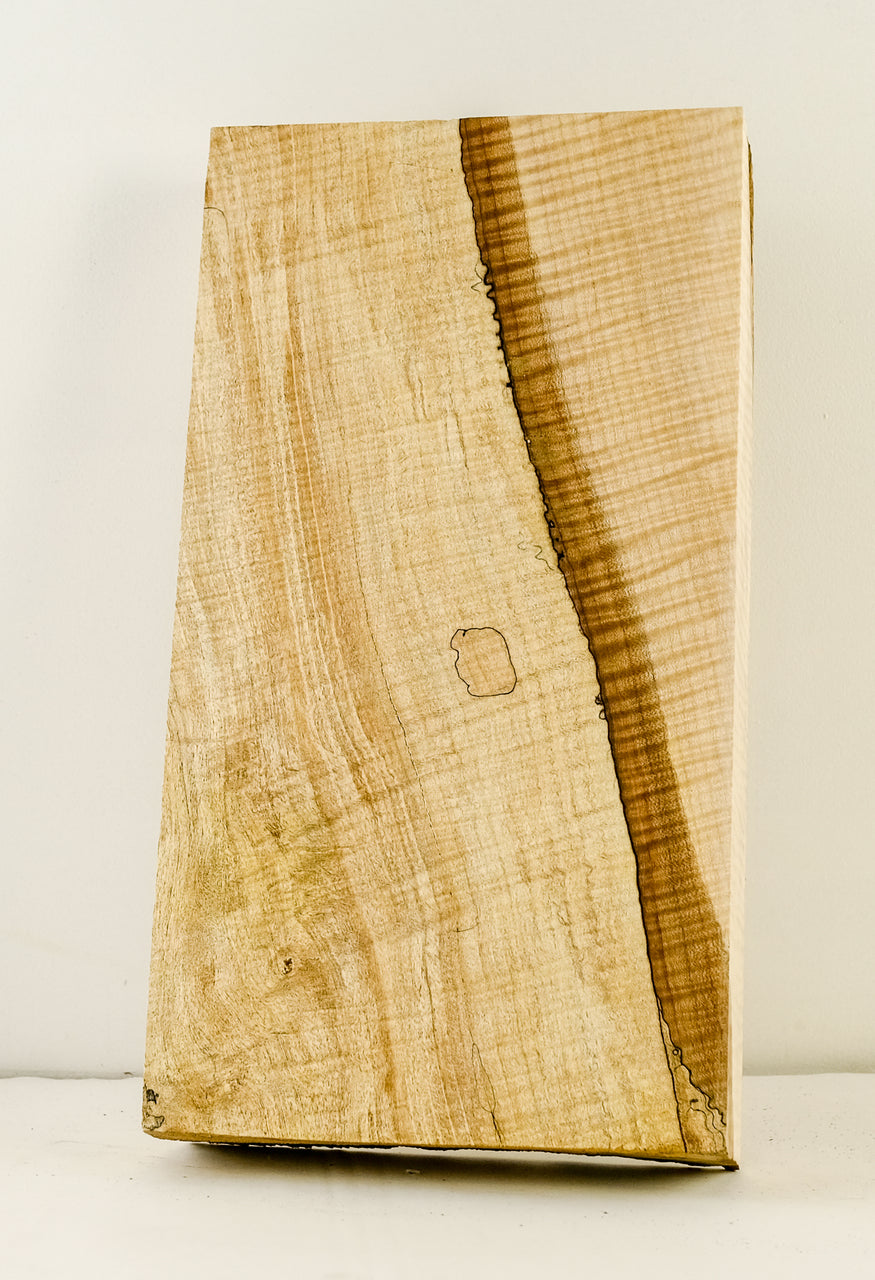 Big Leaf Maple Board B3691