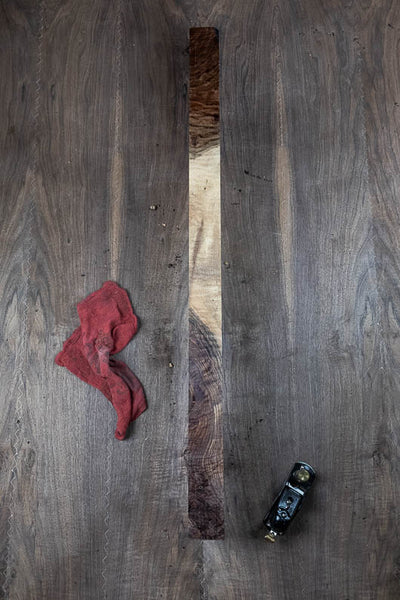 Oregon Black Walnut Board B4107