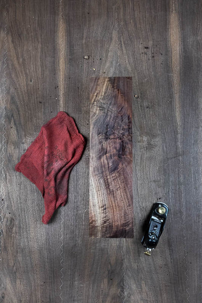 Oregon Black Walnut Board B4112