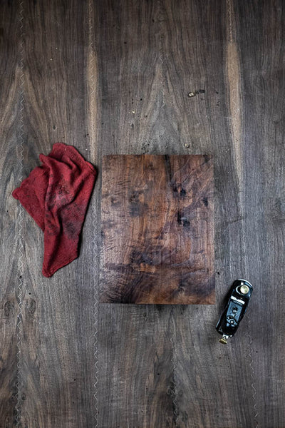 Oregon Black Walnut Board B4115