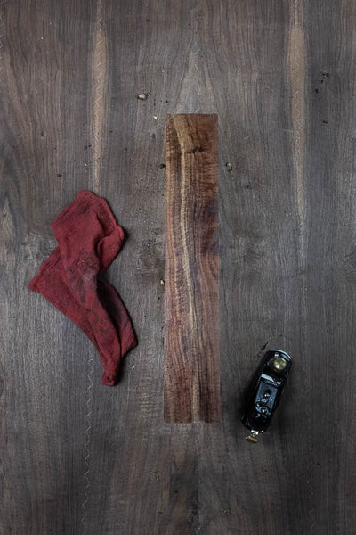 Oregon Black Walnut Board B4117
