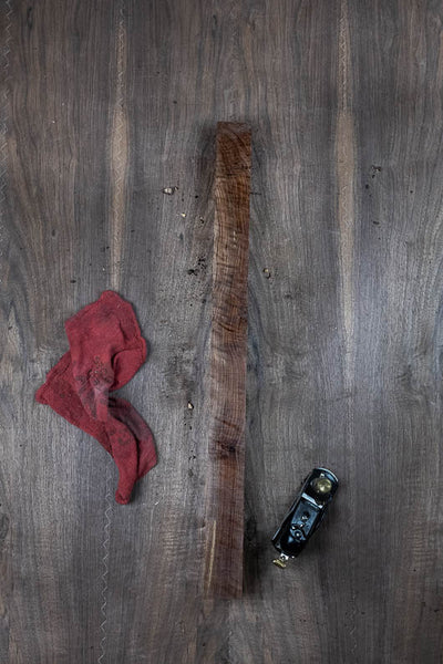 Oregon Black Walnut Board B4118