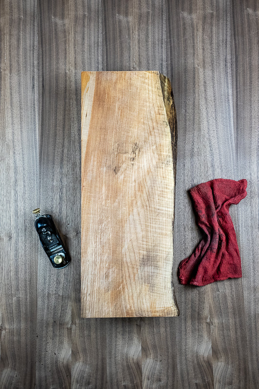 Big Leaf Maple Board B4291