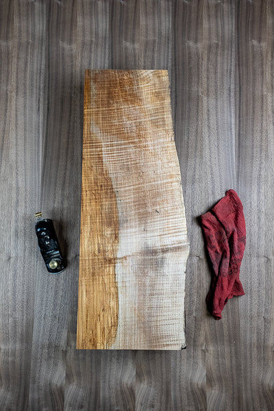 Big Leaf Maple Board B4292