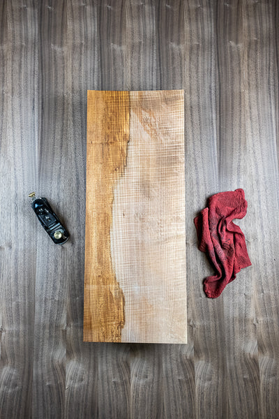 Big Leaf Maple Board B4293