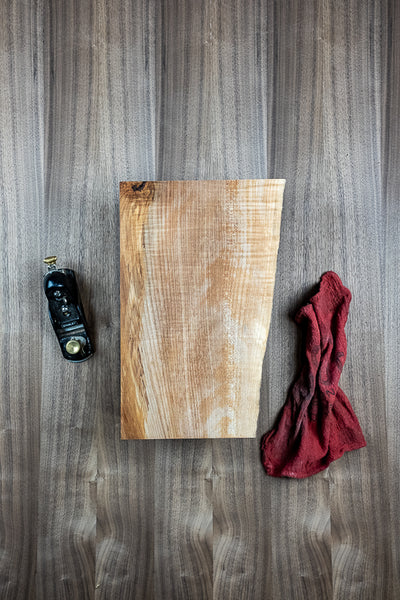 Big Leaf Maple Board B4295