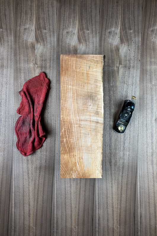 Big Leaf Maple Board B4307