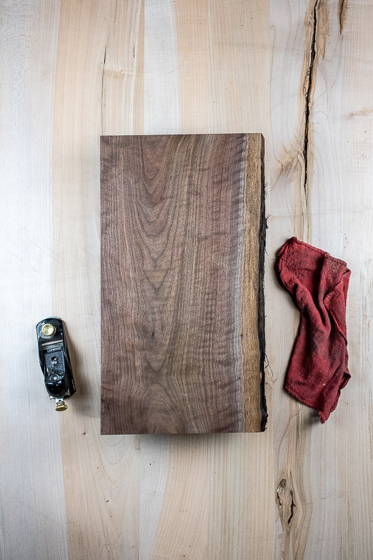 Oregon Black Walnut Board B4344
