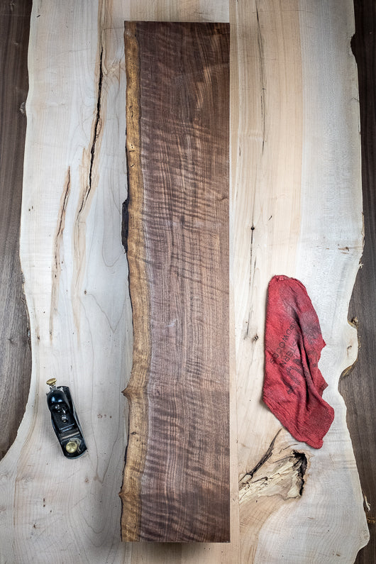 Oregon Black Walnut Board B4362