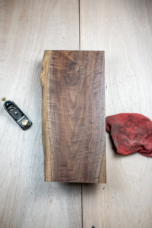 Oregon Black Walnut Board B4384