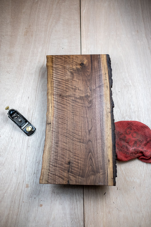 Oregon Black Walnut Board B4394