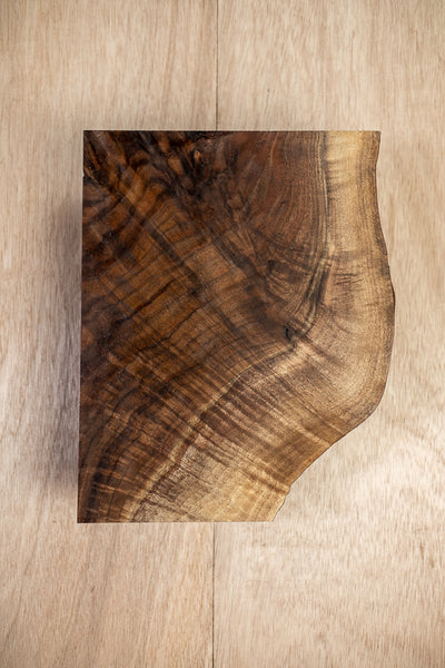 Oregon Black Walnut Board B4557