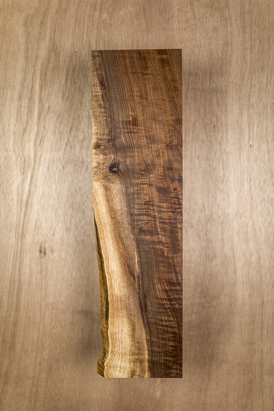 Oregon Black Walnut Board B4726