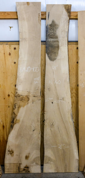 Oregon White Oak Bookmatched Slabs BMWO-100