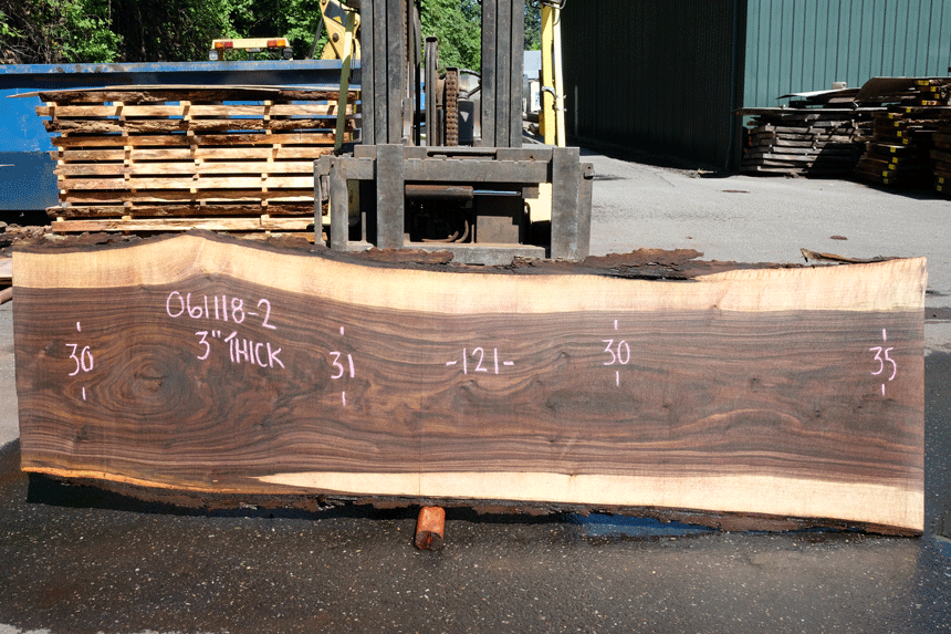 Oregon Black Walnut 061118-02