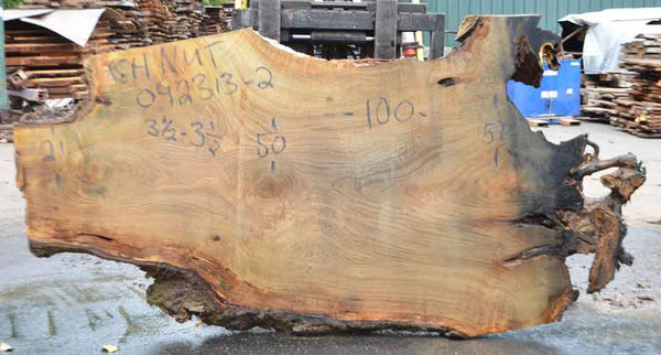 Chestnut Slab 092213-02