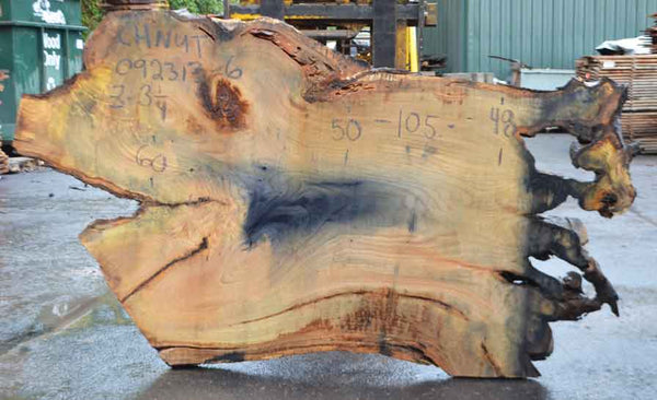 Chestnut Slab 092213-06