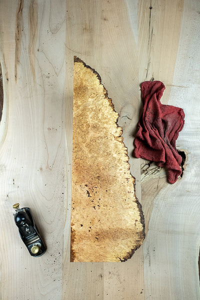 Big Leaf Maple Burl MB-164