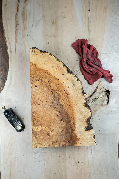 Big Leaf Maple Burl MB-168