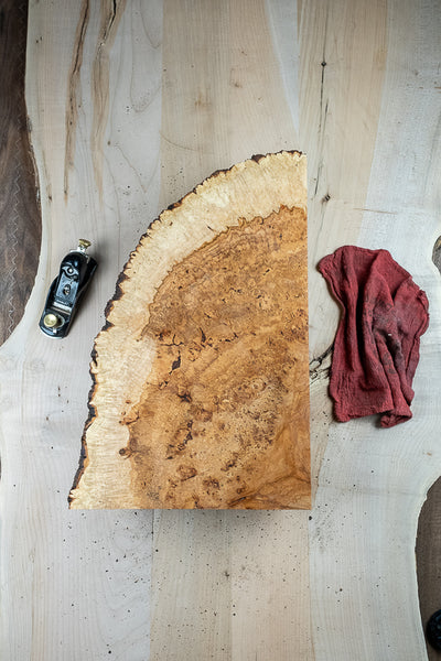 Big Leaf Maple Burl MB-172
