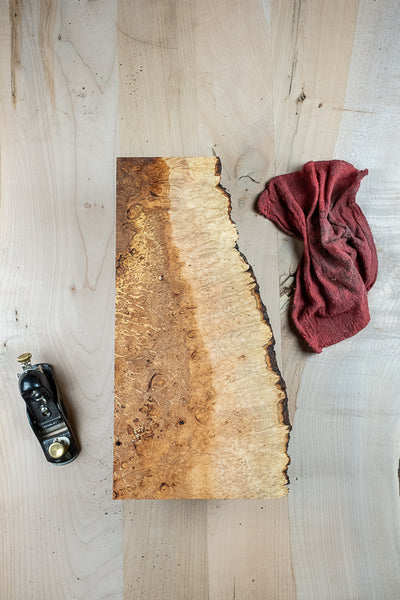 Big Leaf Maple Burl MB-175