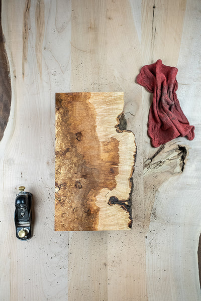 Big Leaf Maple Burl MB-176