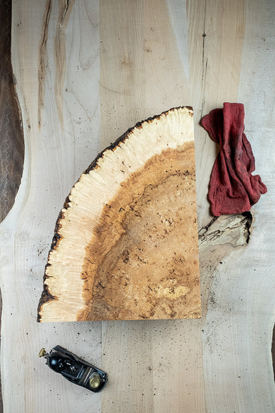 Big Leaf Maple Burl MB-180