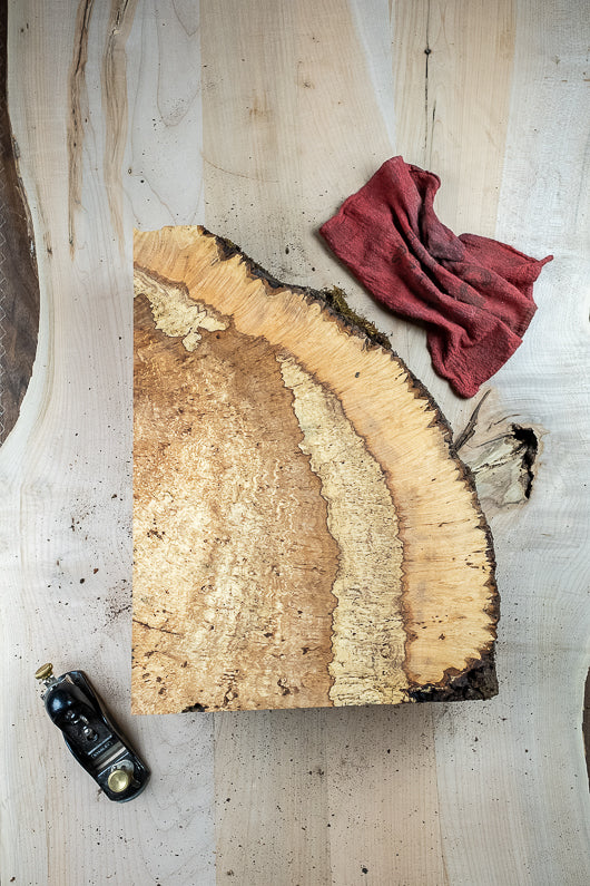 Big Leaf Maple Burl MB-185