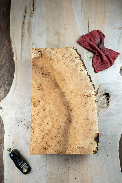 Big Leaf Maple Burl MB-186