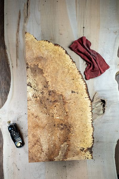Big Leaf Maple Burl MB-187