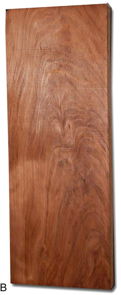 Electric Guitar Blanks | Goby Walnut